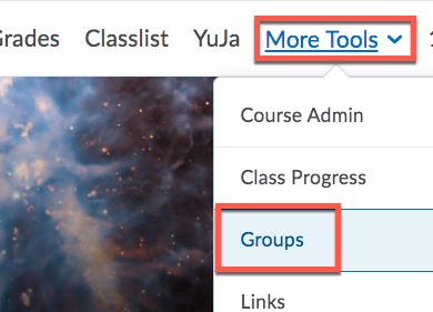 D2L More Tools and Groups